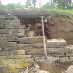 Projekt murrenovering Lanna gård