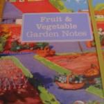 Trädgårdsanteckningsböcker
