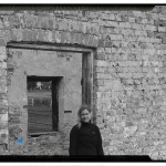 Stina vid gamla orangeriet