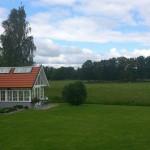 Vackert landskap, Öns gård, Norrbyås