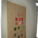 Färgval på dörrar i torpet