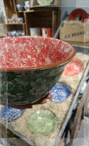 Underbar keramik från Anna keramik i Bollnäs