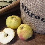 Filippa äpplen i mars