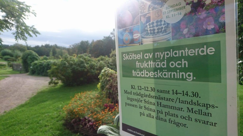 Mickelsmäss i Karlslund
